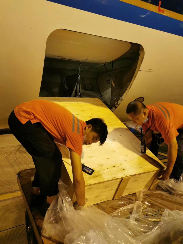 敦煌标书快件空运 精密仪器空运价格 舱位有保障