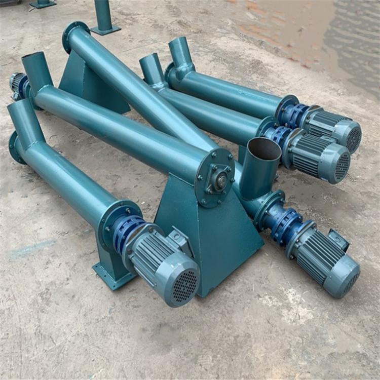 南京垂直螺旋输送机批发 绞龙输送机批发 装载卸载方便