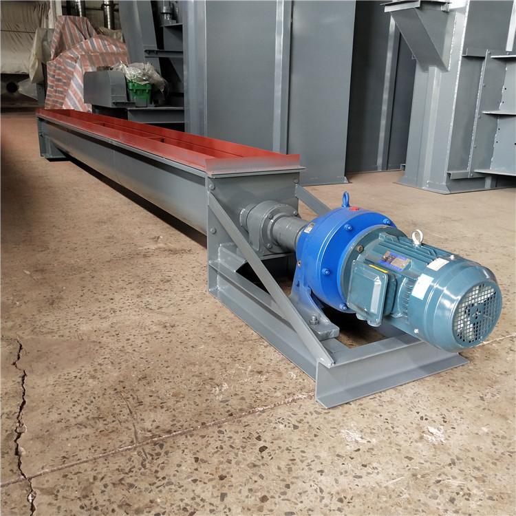 武汉有轴螺旋输送机定制 绞龙输送机厂家 具有破碎特性